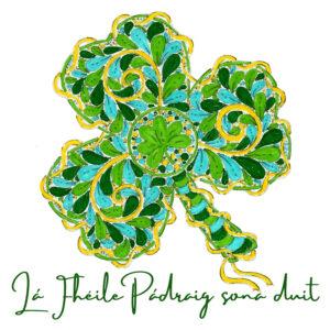 La Fheile Padraig - Patrick's Day